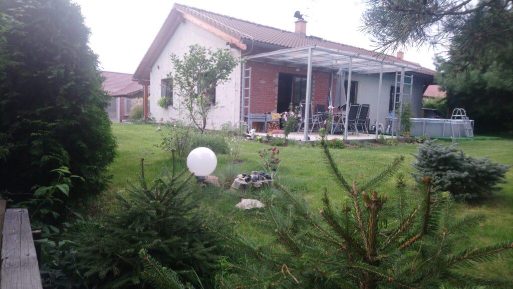 Stavby rodinných domů
