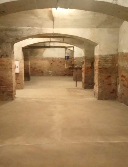 Sanace a rekonstrukce sklepů